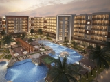 Tiba Golden. New development of 2020 with private beach.